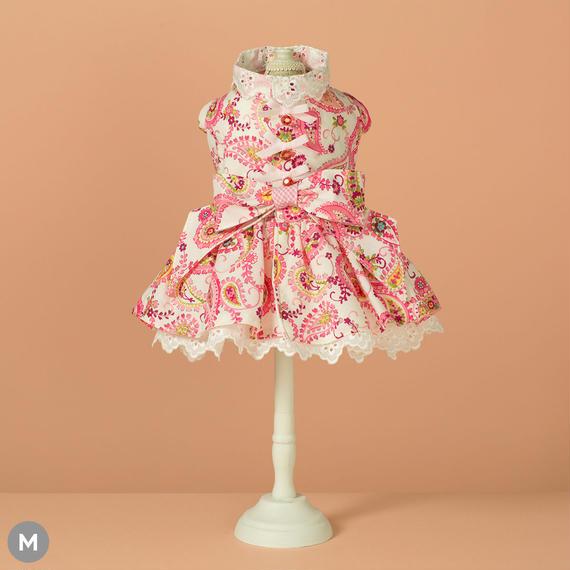 【 Paisley Rose 】ペイズリーローズ ピンクorレモンイエロー (Mサイズ)
