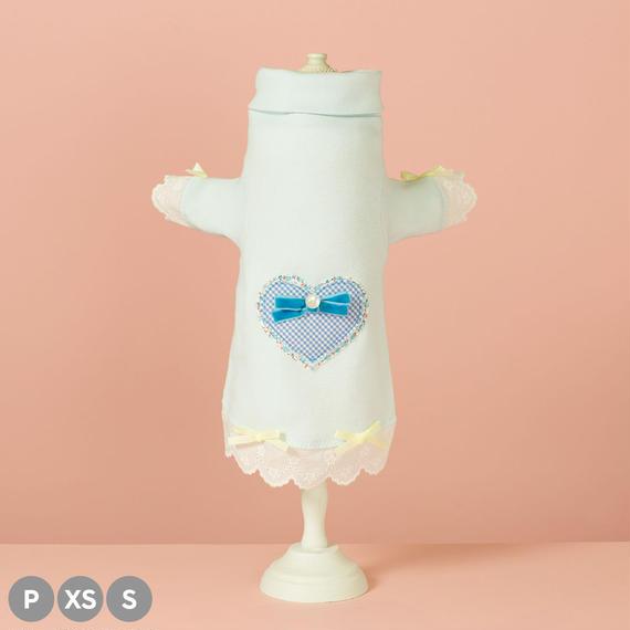 【 Chambre Cœur (Baby Blue) 】シャンブル・クール (ベイビーブルー) (P / XS / Sサイズ)