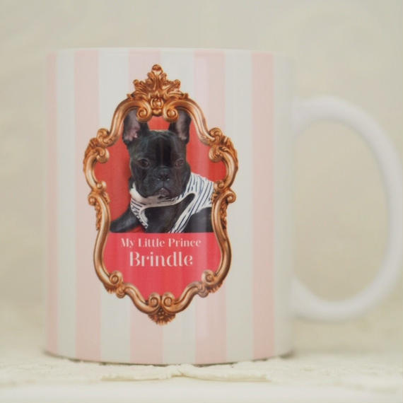 "My Little Love シリーズ  ""Lovely Mug""  Brindle(ブリンドル)"