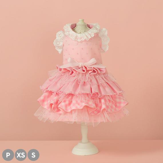 【 Pink millefeuille 】ピンクミルフィーユ (P / XS / Sサイズ)