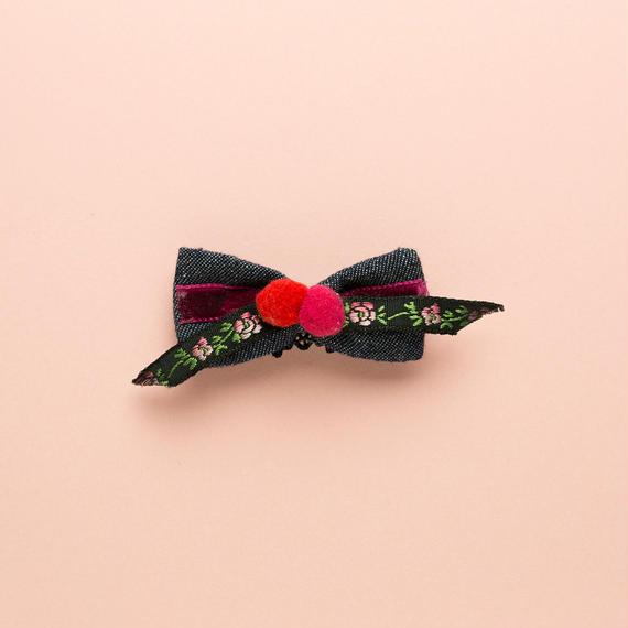 【 Cherry Bonbon 】チェリーボンボン ヘアバレッタ