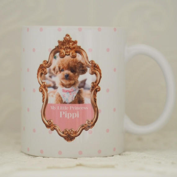"My Little Love シリーズ  ""Lovely Mug""  Pippi (ピッピ)"