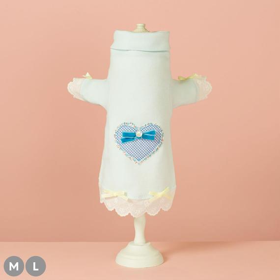 【 Chambre Cœur (Baby Blue) 】シャンブル・クール (ベイビーブルー) (M / Lサイズ)