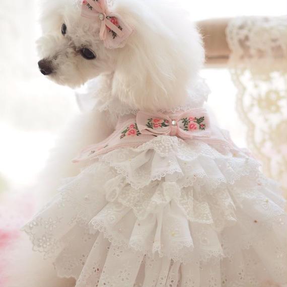 【 Anniversary dress】Flower Girl Pink/フラワーガール(P / XS / Sサイズ)
