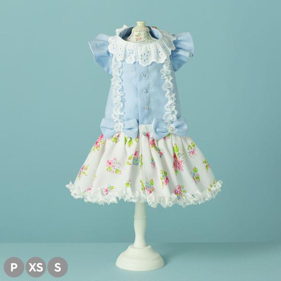 【 Dolly (Blue) 】ドーリー (ブルー) (P / XS / Sサイズ)