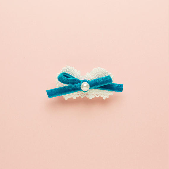 【 Marshmallow Sweet  】マシュマロ・スウィートヘアバレッタ