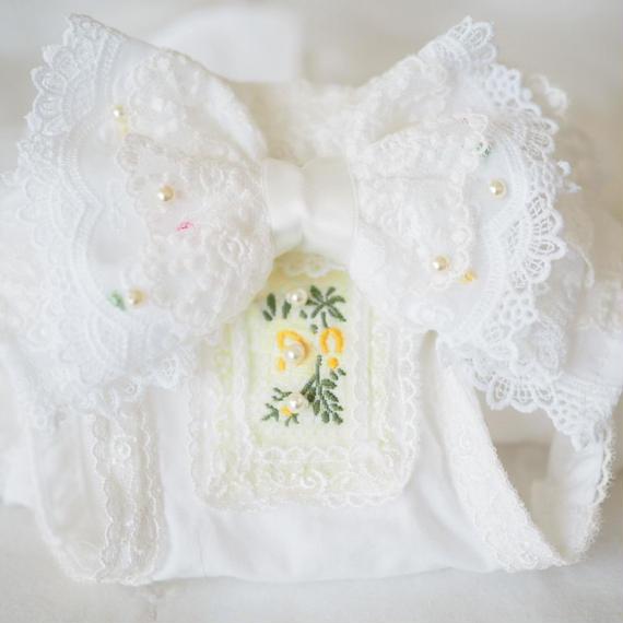 【Anniversary dress】Flower Girl Lemon/Mサイズ