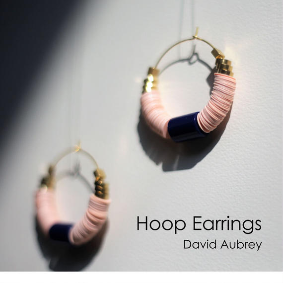【David Aubrey】Hoop Earrings