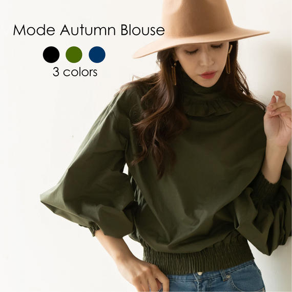 Mode Autumn Blouse