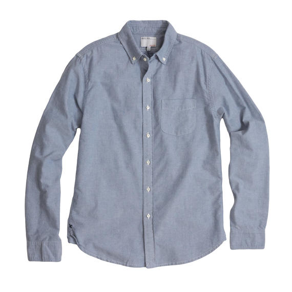 CLASSIC OXFORD SHIRT - BLUE