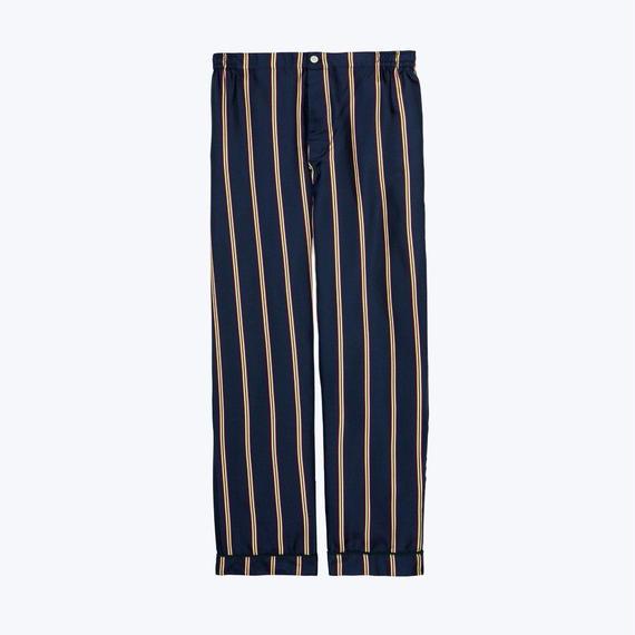 SLEEPY JONES // Silk Marcel Pajama Pant