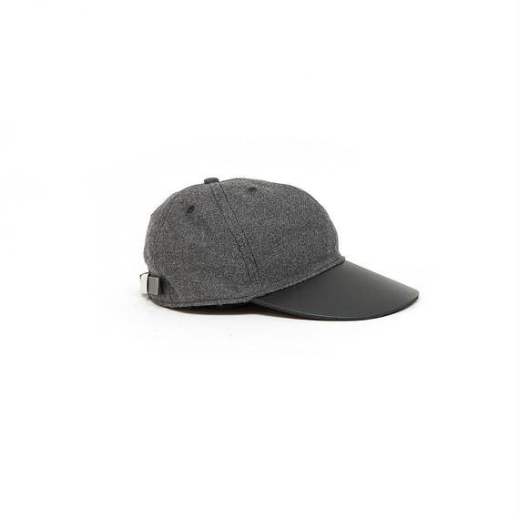 sun cap // charcoal