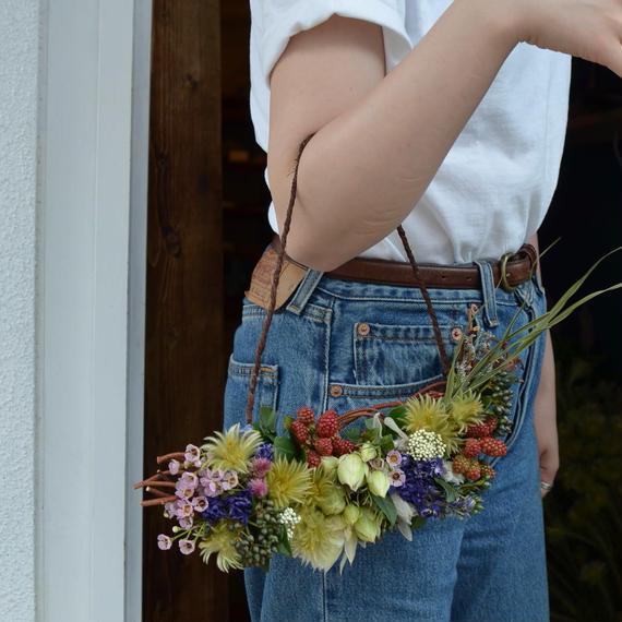 VEIN // FLOWER BAG MEDIUM