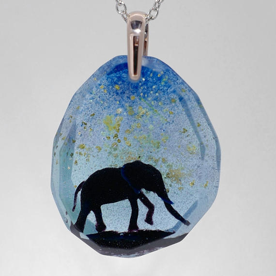 アフリカゾウ(elephant027)