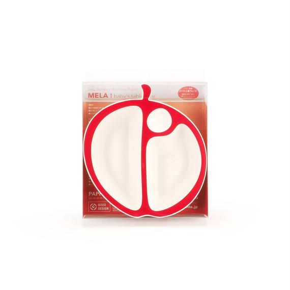 「MELA」(メーラ)りんごのお皿