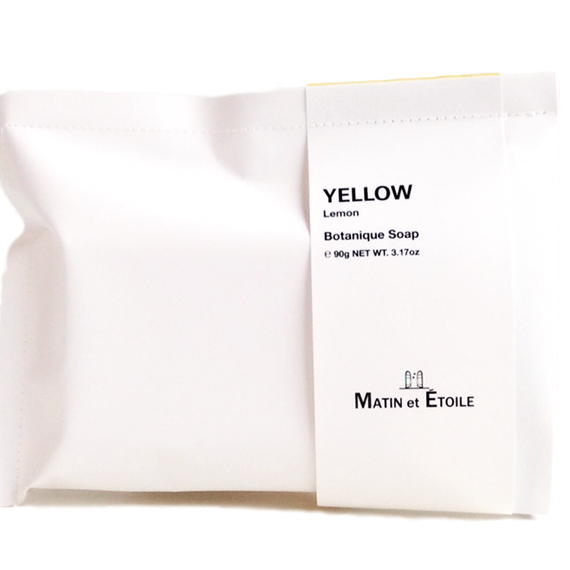 YELLOW - Botanique Soap