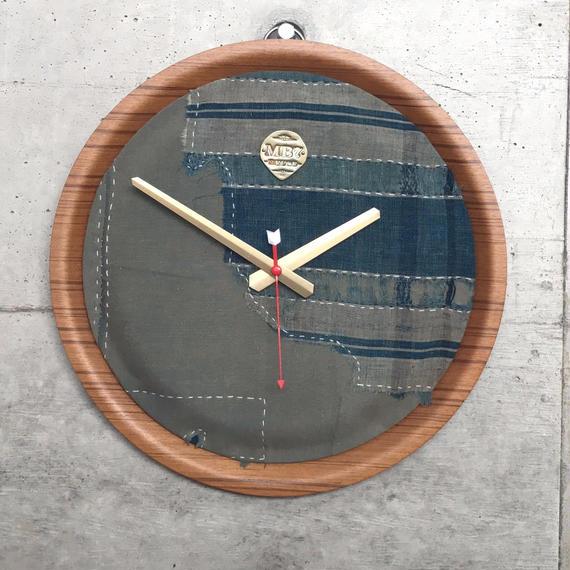 BOROnote×MB7r  WALL CLOCK