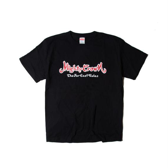 Mighty Crown - 帝冠Tシャツ / Black