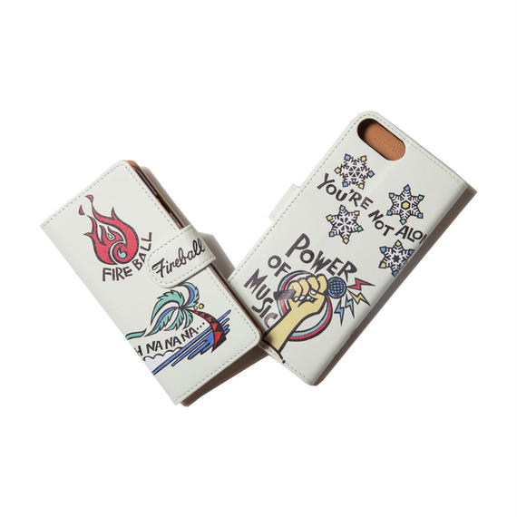 Fire Ball - みんなのうた iPhone Case