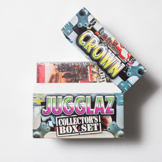 CROWN JUGGLAZ-Collector's Box Set-