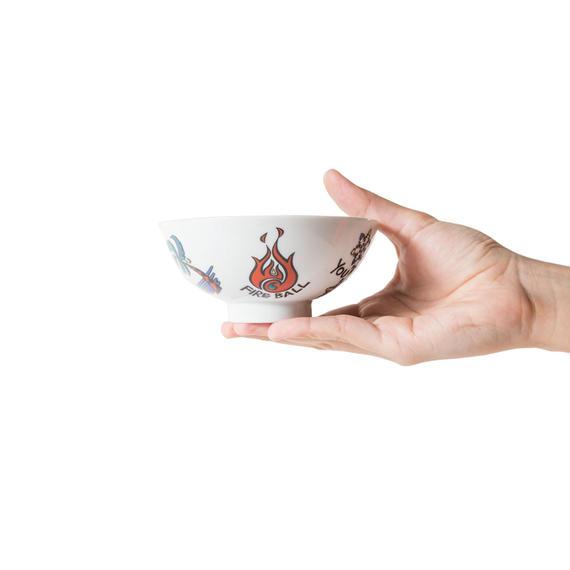 Fire Ball×Kads MIIDA×伝統工芸  お茶碗