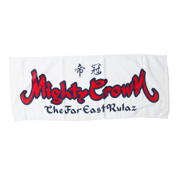 Mighty Crown- 帝冠 タオル