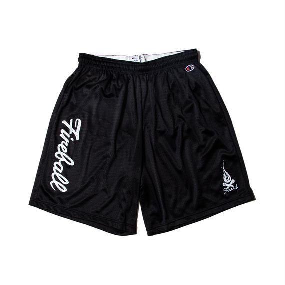 Fire Ball - Champion Mesh Shorts