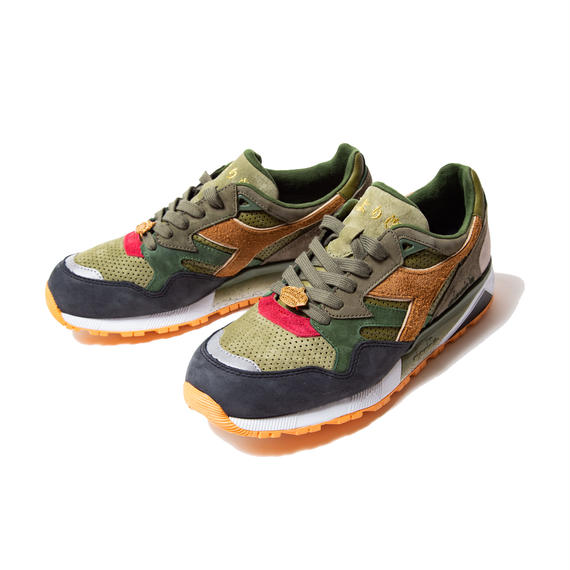 "DIADORA/ <Made in ITALY> N9002 ""Mighty Crown x 24 Kilates x mita sneakers"""