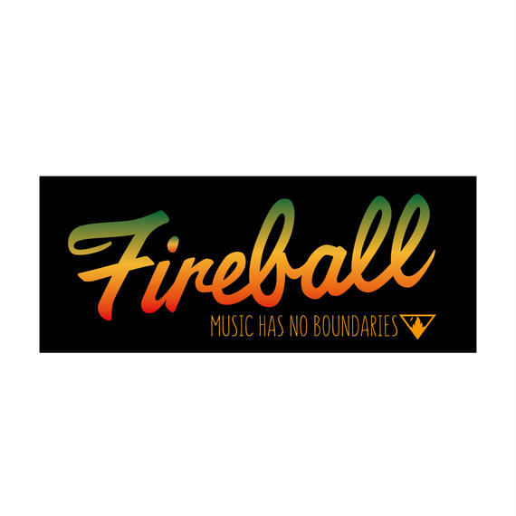 Fire Ball - MUSICタオル
