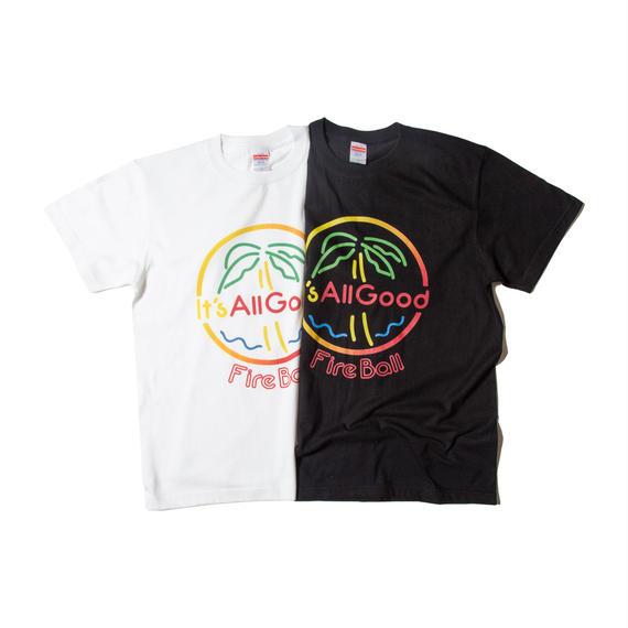 Fire Ball - It's All Good Tシャツ
