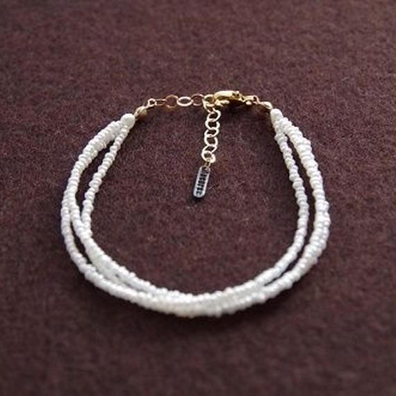 Pearl Bracelet Three-standard
