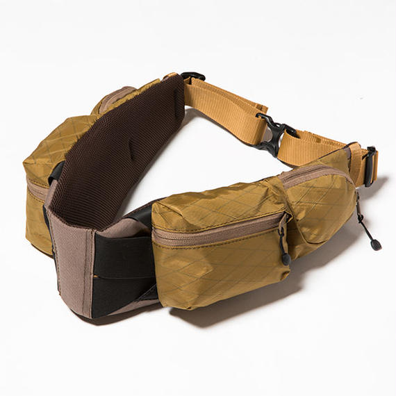 "X-Pac/Cordura ""Reinforce""/COYOTE"