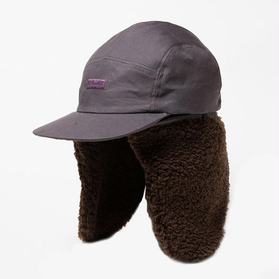 Fleece Cover Jet Cap/SMOKED PURPLE [MW-HT18202]