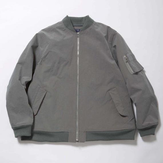 Konbu Nylon MA-1/FOSSIL GREY