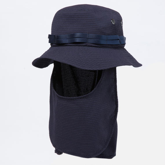 Dry Mesh Shade Cover Hat/NAVY