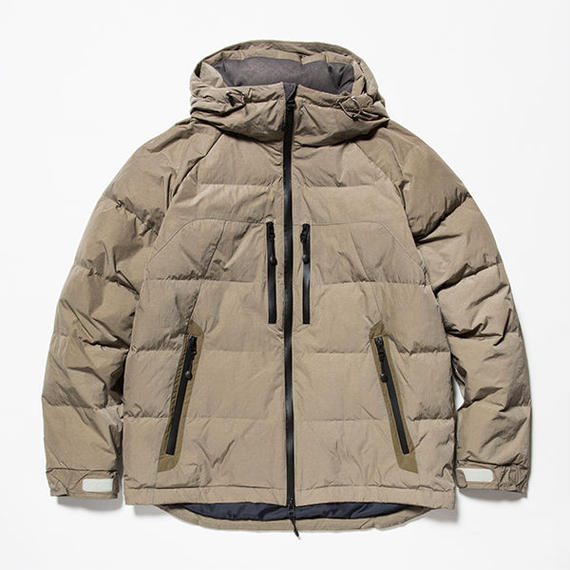 Padding Down Jacket/OLIVE [MW-JKT18208]