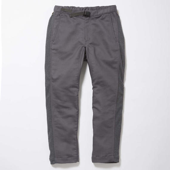 Woven Stretch Sweatpants/COAL
