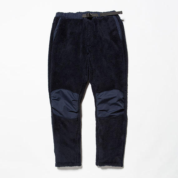 Behavior Fleece Pants/NAVY [MW-PT18205]