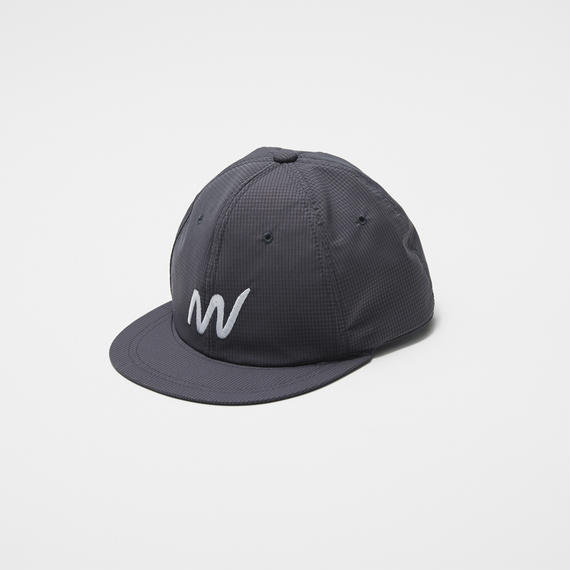 Water-repellent Dot Mesh B.B Cap/CHARCOAL