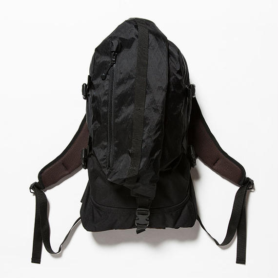 "X-Pac/Cordura ""Outside""/OFF BLACK"