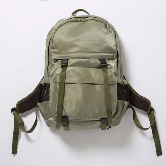 Double Woven Backpack/MILxEMG (サイズ表)
