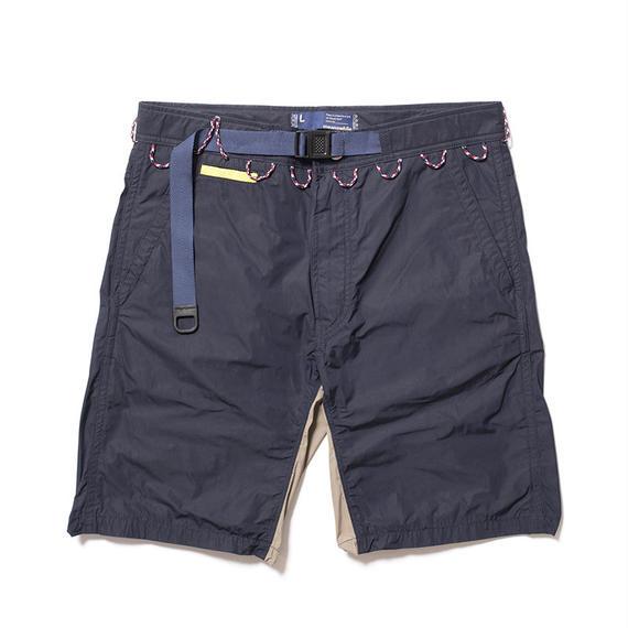 Memory Peach Waving Cord Board Shorts/NAVY