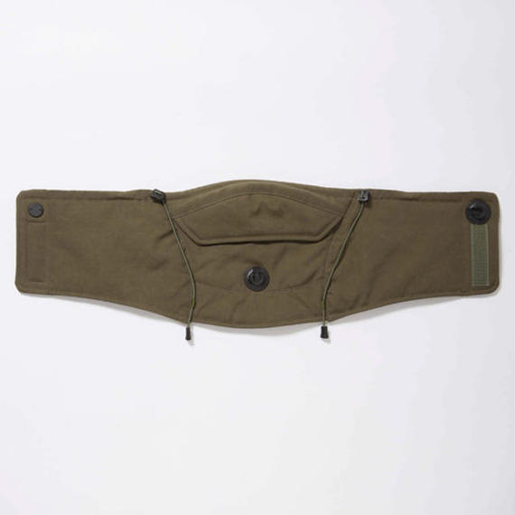 Blackboard Adjust Neck Warmer/FOREST