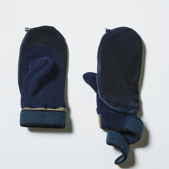 High Density Smooth Mitten Globe/NAVY