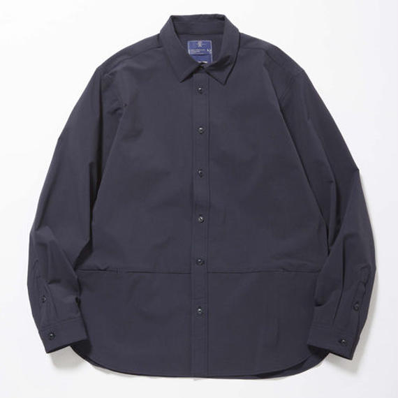 Packable All-Way Stretch Shirt/DEEP SEA