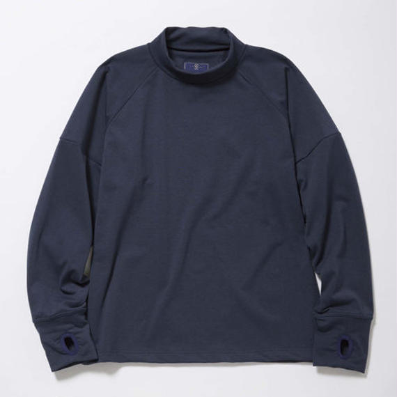 Dry Jersey High-Necked/MIDNIGHT