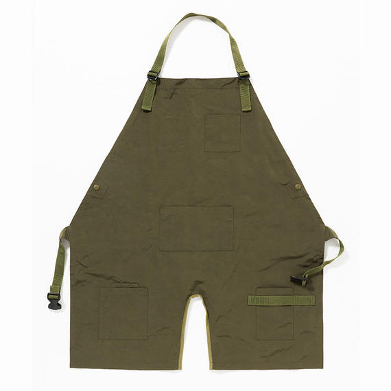 "Memory Peach ""Grown‐up Bib Paint & Surpply""/KHAKI"