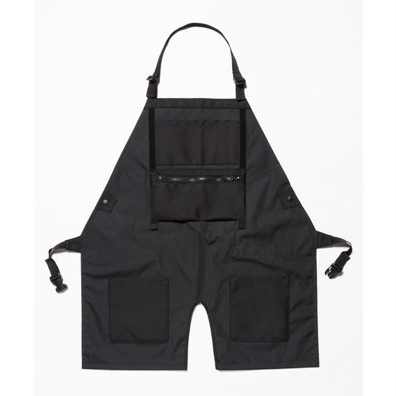 "Cordura Nylon ""Grown-Up Bib*/BLACK"