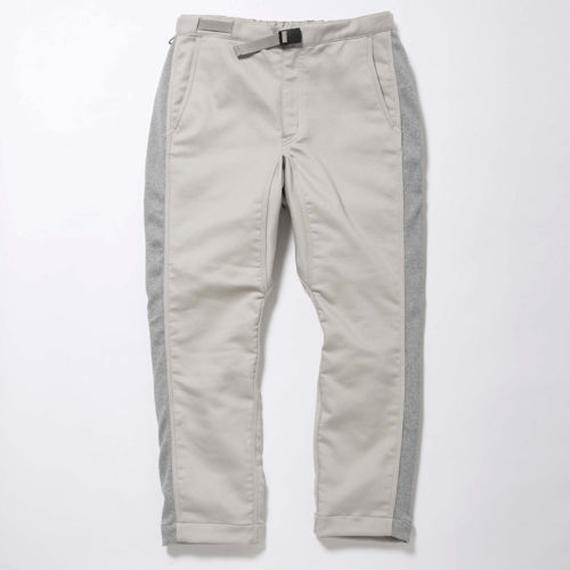 Woven Stretch Sweatpants/GREY