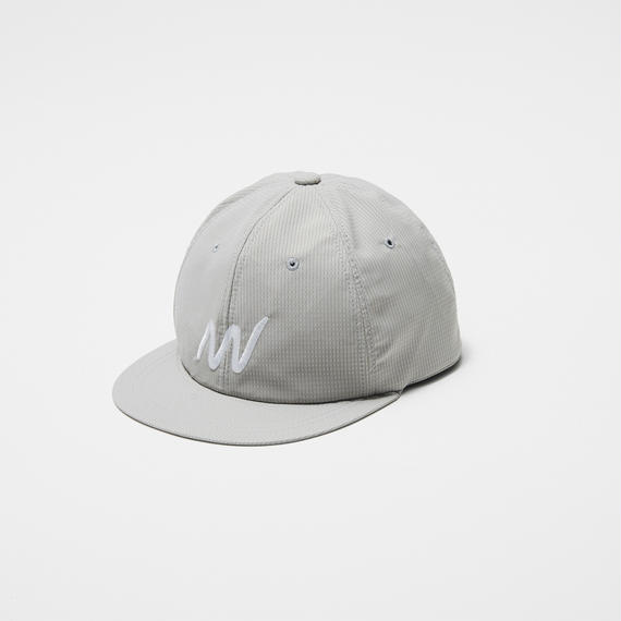 Water-repellent Dot Mesh B.B Cap/GREY